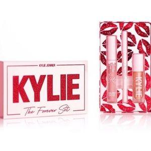 NIP Kylie Cosmetics Valentines Forever Lip Set